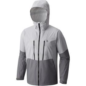Mountain Hardwear Thunder Shadow Jacket Herr grey ice